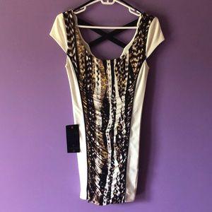 NWT Bebe Mini Dress